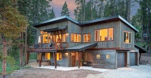 custom home Blue River co