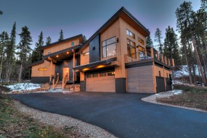campion trail custom home