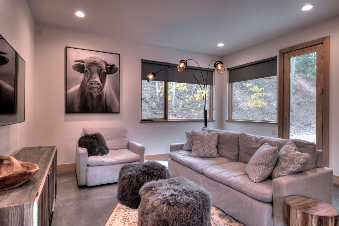 campion trail custom living area