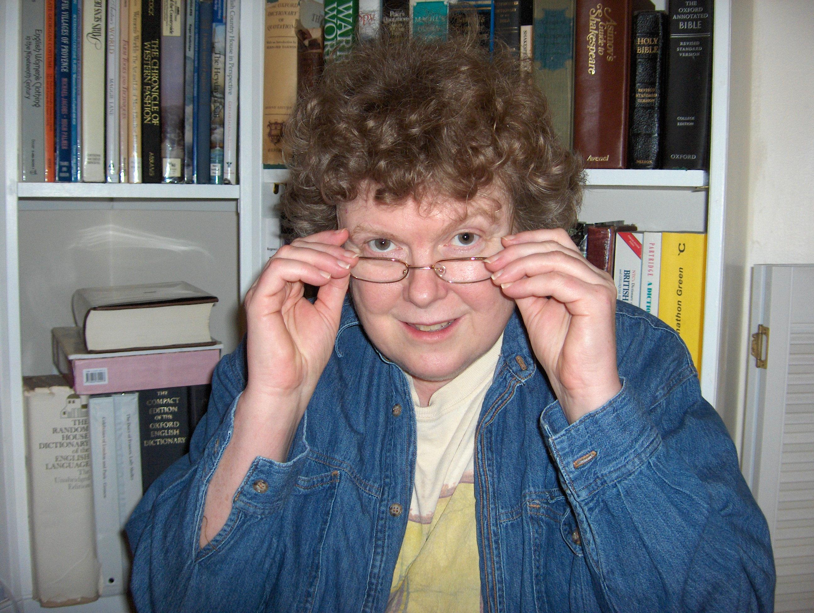 Joanna Bourne - Beau Monde author headshot