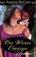 One Wicked Christmas cover for Beau Monde November 2011 new releases