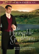 An Honorable Gentleman cover image for Beau Monde author new release post