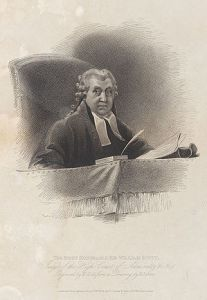 William Scott 1st Earl of Stowell 1745- 1836