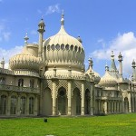 Brighton Pavilion The Steyne Front