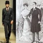 Comparison modern to Victorian