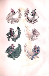 Prints of Regency Bonnets