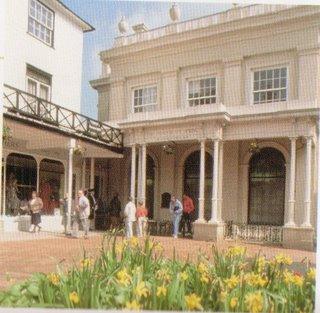 Bathhouse at Tunbridge Wells