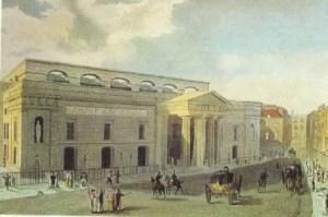 Theatre Royal Covent Garden