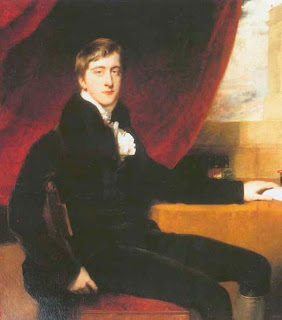 Portrait of the 6th Duke of Devonshire