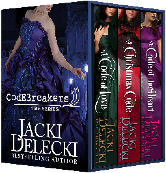 Cover image for Jacki Delecki's The Code Breaker Series