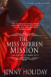 Cover image for Jenny Holiday's The Miss Mirren Mission