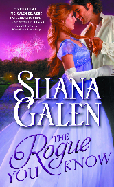 Cover image for Shana Galen's The Rogue You Know