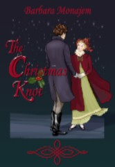 Cover image for Barbara Monajem's The Christmas Knot