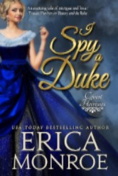 Cover image for Erica Monroe's I Spy A Duke