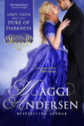 Cover image for Maggi Andersen's Lady Hope and the Duke of Darkness
