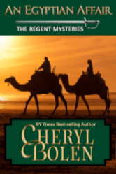 Cover image for Cheryl Bolen's An Egyptian Affair