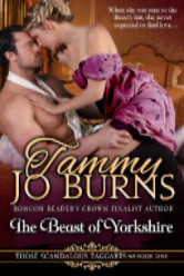 Cover image for THE BEAST OF YORKSHIRE by Tammy Jo Burns