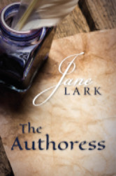Cover image for THE AUTHORESS by Jane Lark