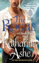 Cover image for THE ROGUE by Katharine Ashe