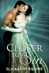 Cover image for CLOSER TO SIN by Elizabeth Squire