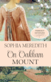 Cover image for ON OAKHAM MOUNT by Sophia Meredith