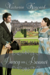 Cover image for Darcy vs. Bennet by Alison Pruitt