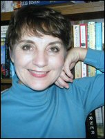 Photo of author Julia Justiss.