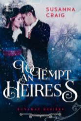 Cover image for To Tempt an Heiress by Susanna Craig
