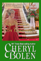 Cover image for Ex-Spinster by Christmas by Cheryl Bolen