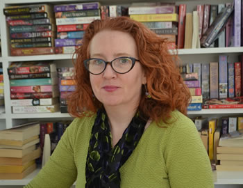 Photo of author Bliss Bennet.