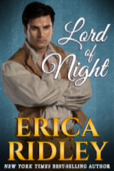 Cover image for Lord of Night by Erica Ridley