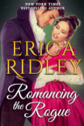 Cover image for Romancing the Rogue by Erica Ridley