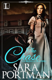 Cover image for THE CHASE by Sara Portman
