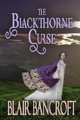 Cover image for The Blackthorne Curse by Blair Bancroft
