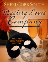 Cover image for Mystery Loves Company by Sheri Cobb South
