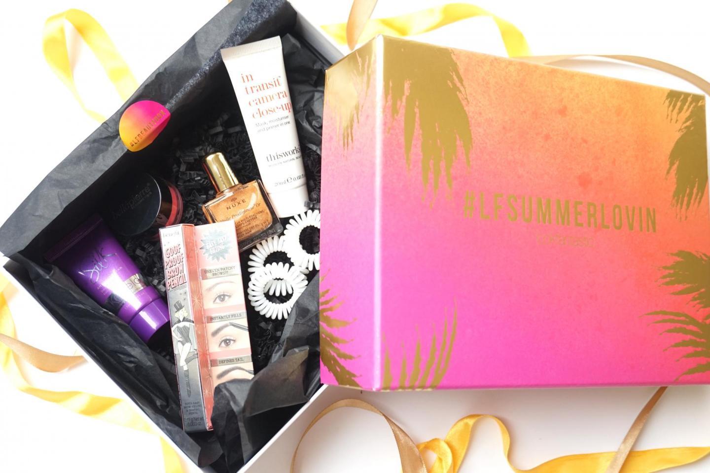 Beautybox: Lookfantastic July