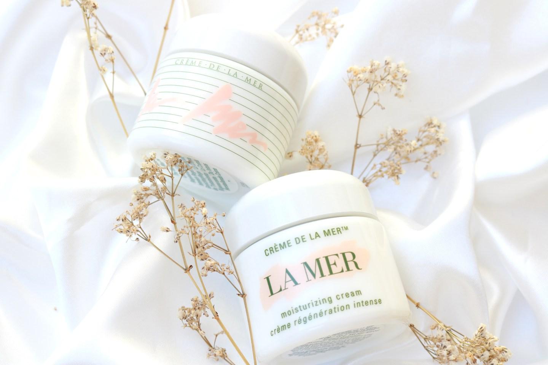 Past & present: Créme de La Mer Moisturizing Cream