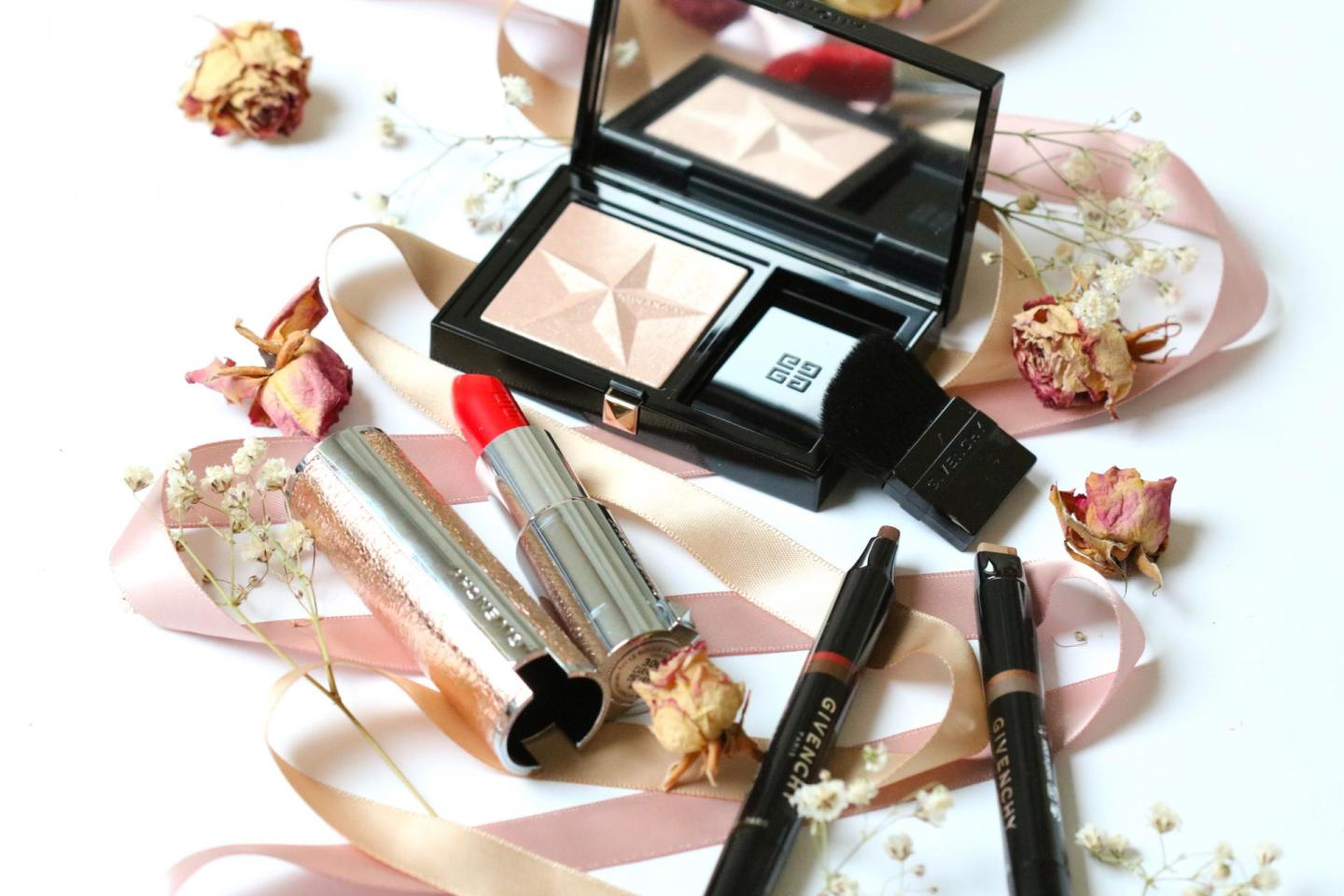 Starting December with the Givenchy Mystic Glow