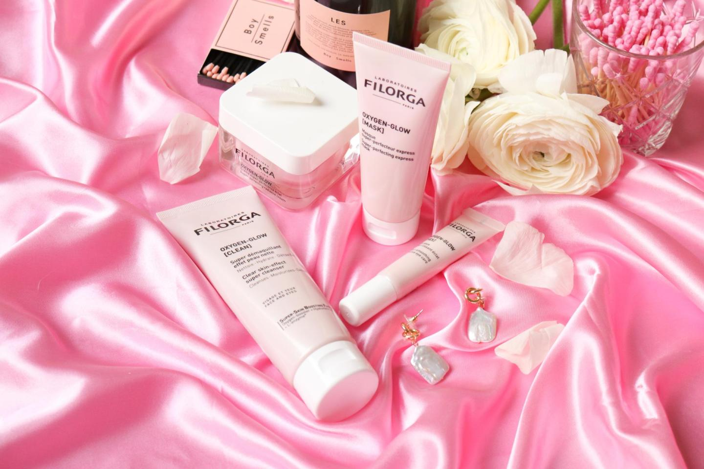 Filorga will give your skin Oxygen-Glow!