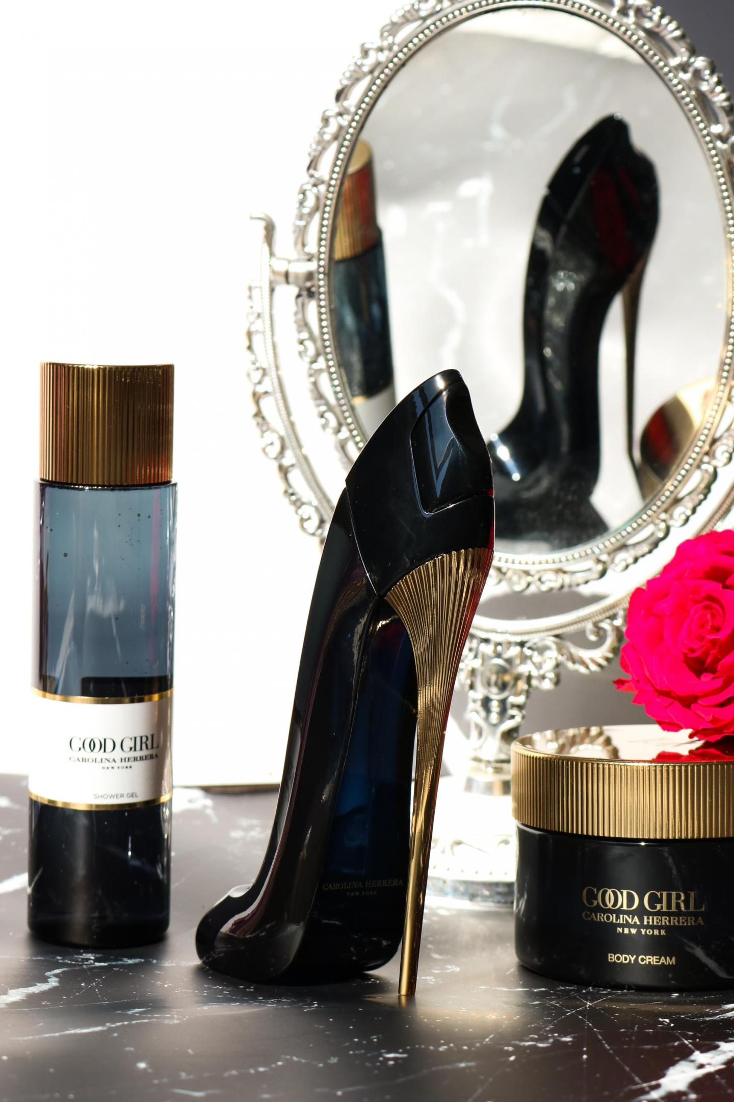 All the Good Girl products from Carolina Herrera
