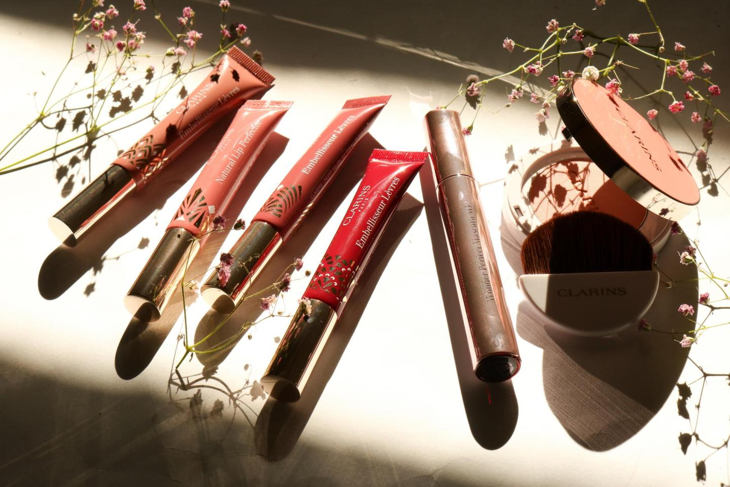 clarins autumn look 2019