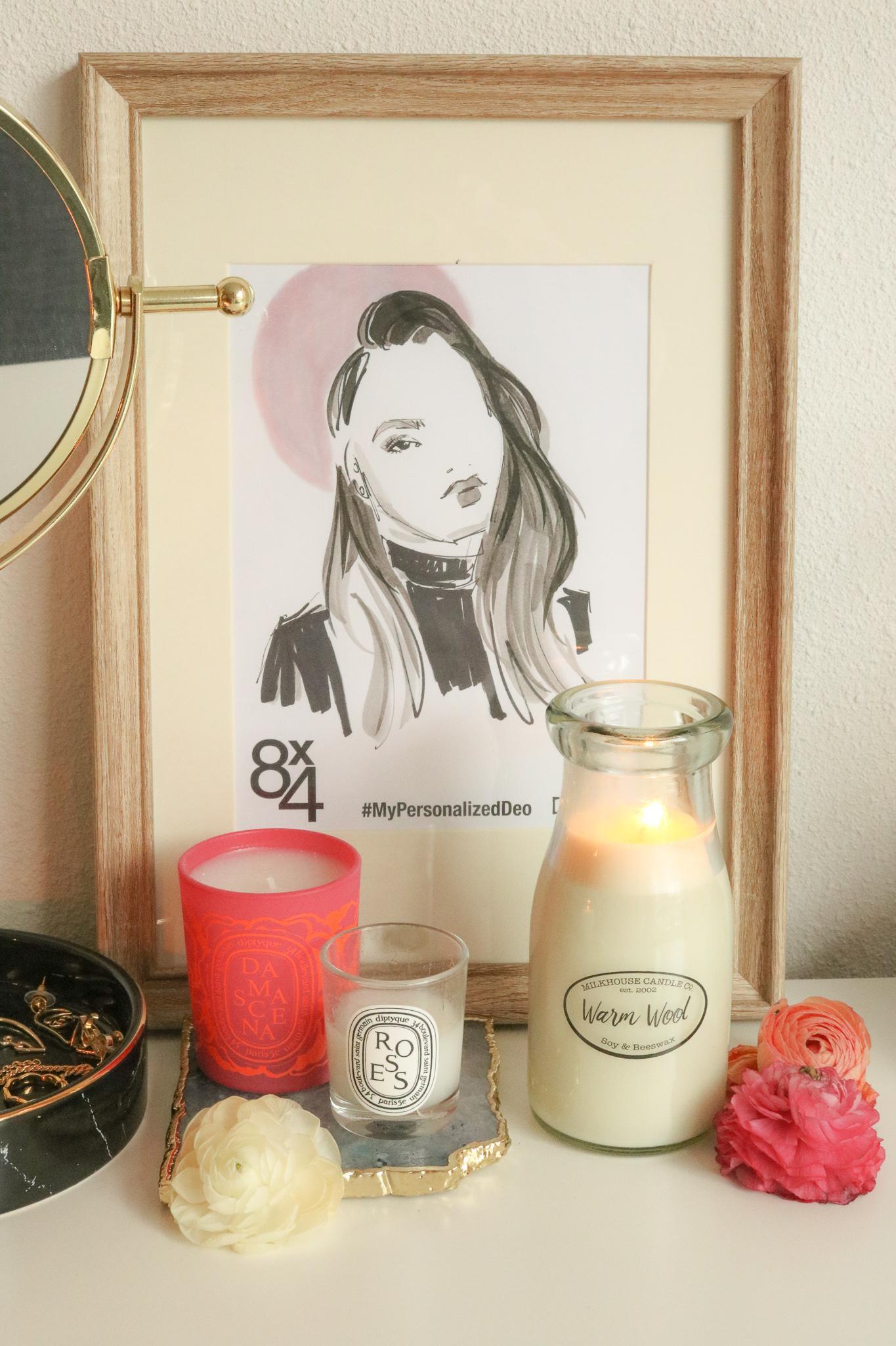 melkhouse candle natuurlijke geurkaars