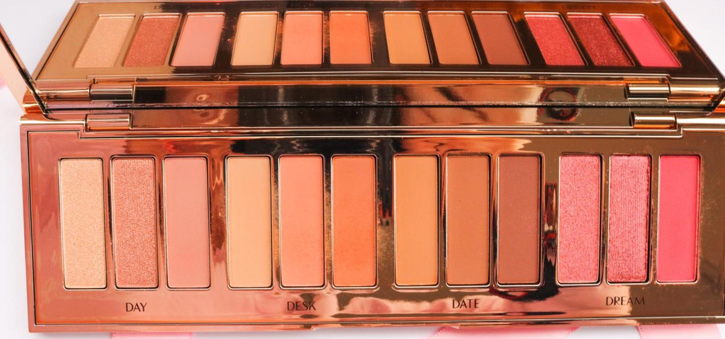Charlotte Tilbury Instant Eyeshadow Palette in Pillow Talk
