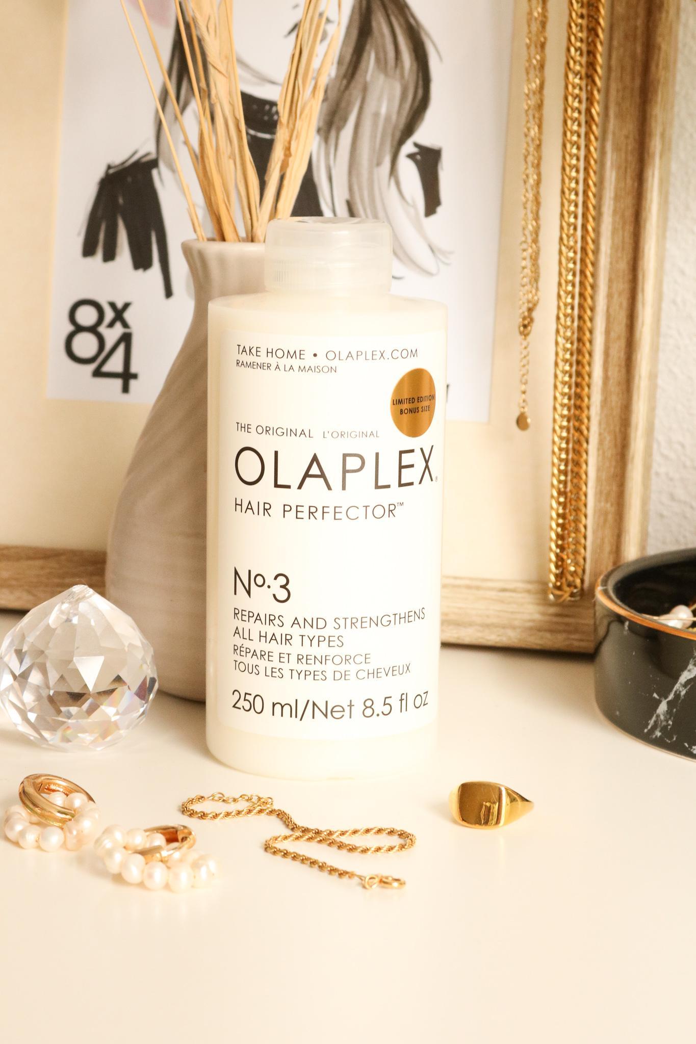 olaplex no.3 hair perfector limited edition