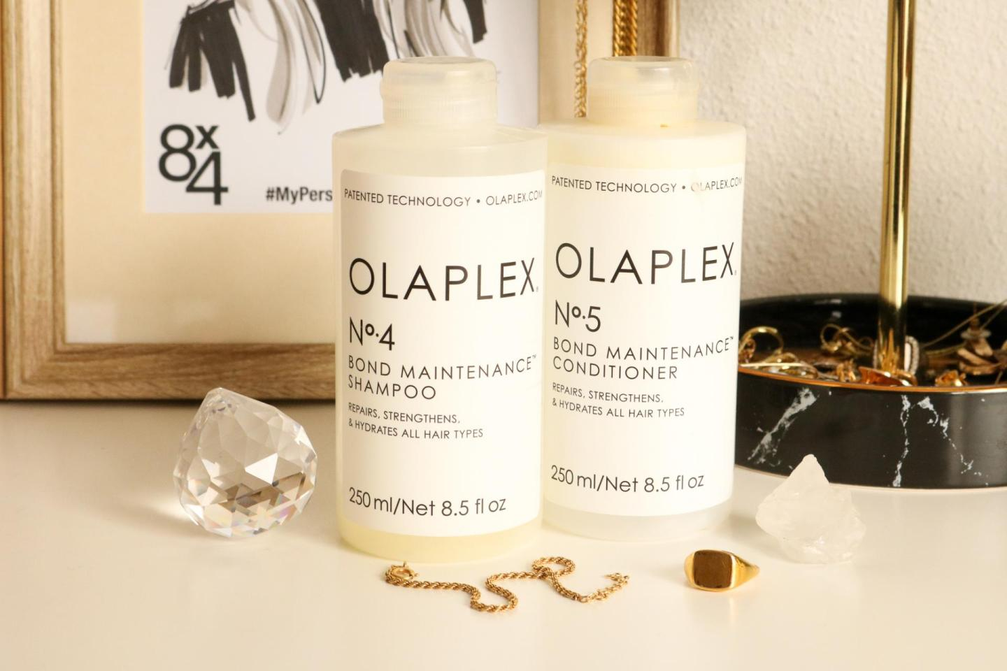 Olaplex 4 5 Bond Maintenance review