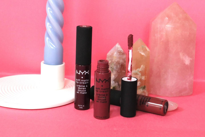 NYX Professional Makeup Soft Matte Lip Cream Lippenstift