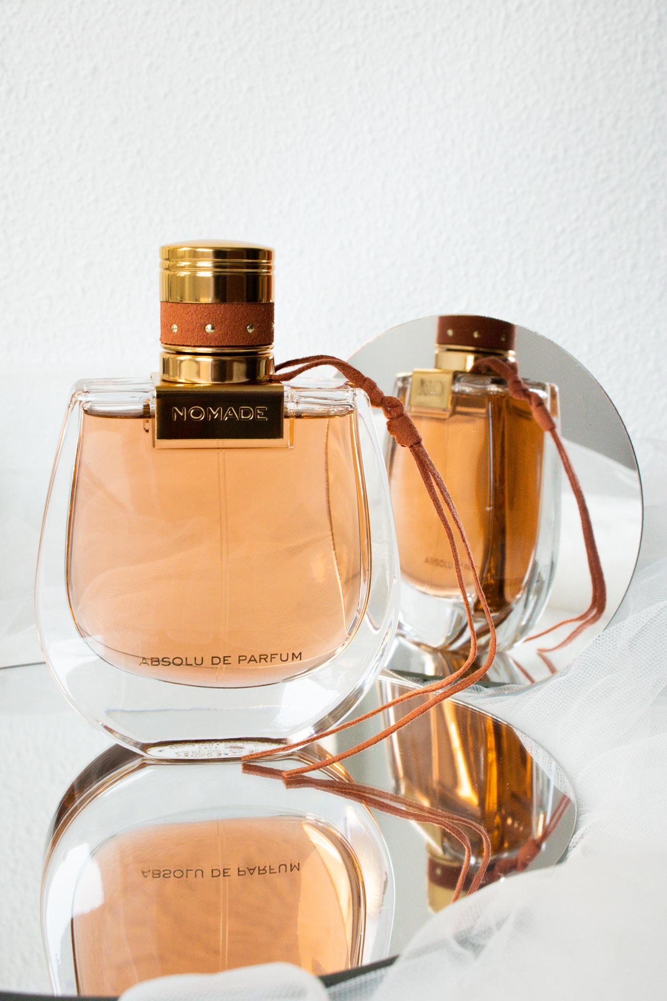 chloé nomade eau de parfum absolu