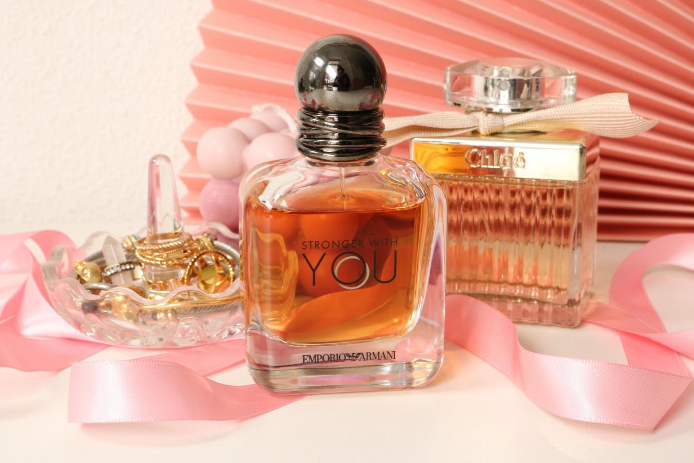 Parfum tips voor Valentijn