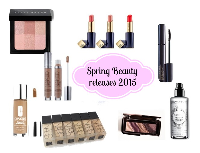 spring beauty releases 2015