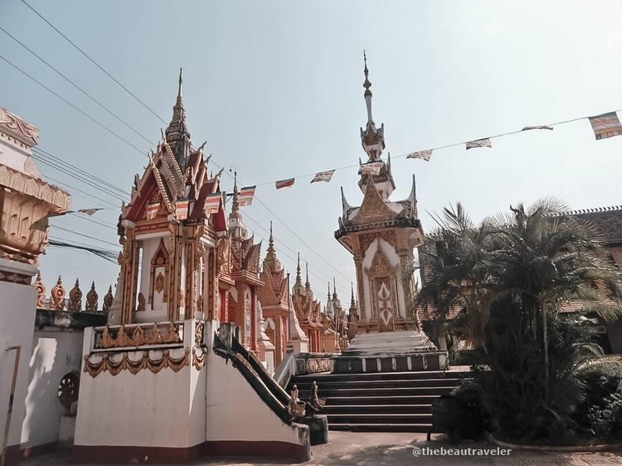 Wat Luang in Champasak.